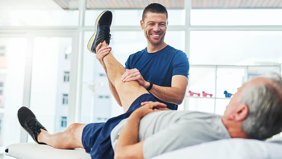 tratamientos con fisioterapia